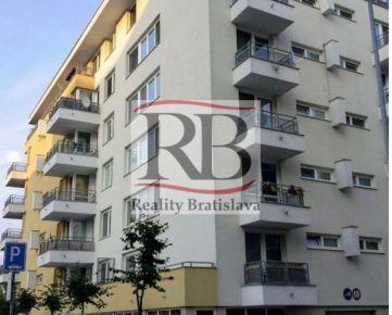 Na predaj garážové státie v bytovom komplexe Avidol na Galvaniho ulici v Ružinove