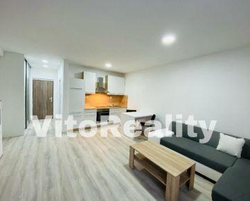1-izbový byt novostavba na Coboriho ulici