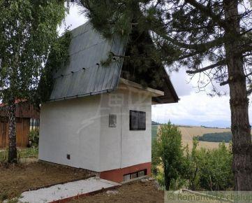 Chatka v Šípkovom pri  Vrbovom