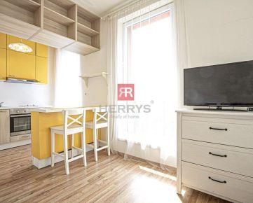 HERRYS - Na predaj útulný 1 izbový byt v novostavbe Papaver