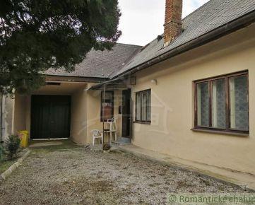 Dom na rekonštrukciu v mestečku Medzev
