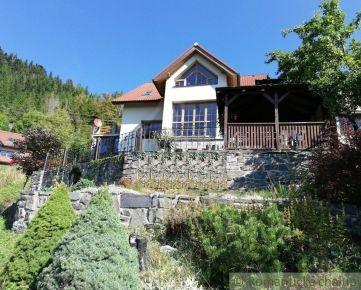 Exkluzívny dom na Donovaloch s úžasným výhľadom na predaj - Výrazná zľava