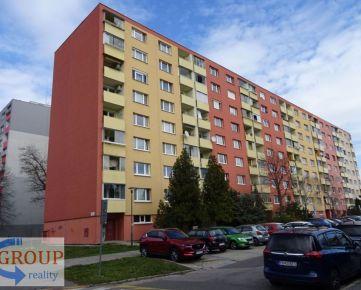 Väčší 3-izb. byt na Petržalskom korze, TOP lokalita