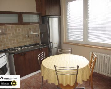 Na prenájom 2,5-izbový byt s balkónom na sídlisku L. Svobodu v Skalici