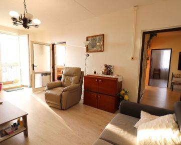 Netradičný 3 izb. byt, 76m2 + 3,71+pivnica, predaj, Košice - Západ, Michalovská