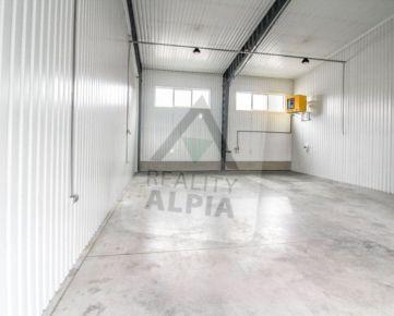 Výrobné, skladové priestory / 114 m2 / Źilina - Bratislavská cesta