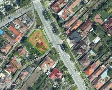 NEO - Stavebný pozemok - určený k výstavbe rodinného domu - na predaj