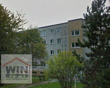 3 - izbový byt s loggiou, Ďumbierska