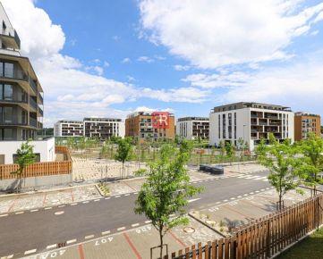 HERRYS - Na predaj nového 2 izbového bytu s terasou a garážovým státím v novostavbe Slnečnice - Viladomy