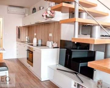 NEO- zariadený 2i mezonetový byt na Miletičovej ulici