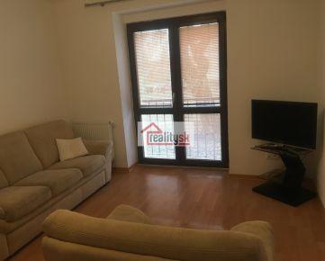 Ponúkame na prenájom zariadený, komplet zrekonštruovaný 2 izbový byt Bratislava-Rača-Krasňany, ul. Hubeného.