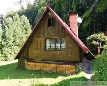 NOVÁ CENA !!!! Pekná chata v doline Jasienok -Jarabá Nízke Tatry