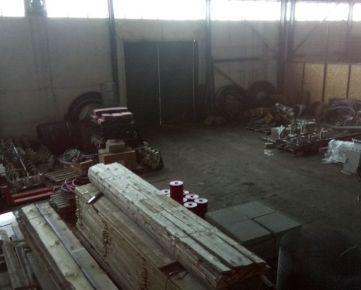 Na prenájom skladové/výrobné/kancelárske priestory, Košice IV