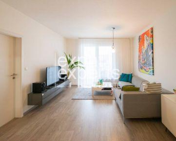Moderný 3i byt, 85 m2, zariadený, s lodžiou