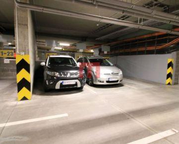 Na prenájom garážové státie v novostavbe na Žabotovej ulici