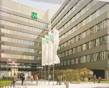 Prenajmeme administrativny  objekt  WESTEND na Patronke s dostatkom parkovacich miesta, vybornou dopravnou dostupnostou