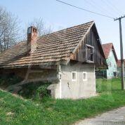 Záhradná chata 30m2, pôvodný stav