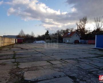 Direct Real - Pozemky na haly a sklady Elektrárenská ulica 1178m2, 1249m2, 404m2