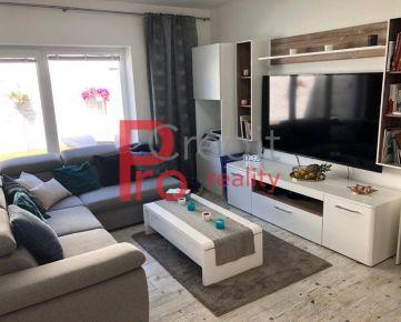 Predaj 3 izbový rodinný dom novostavba Begóniova ul. Vrakuňa