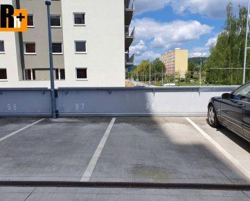 Na predaj Žilina parkovacie miesto The Cube garáž jednotlivá -