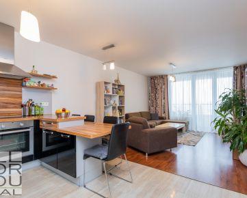 PREDAJ klimatizovaný 2izb byt III VEŽE s výhľadom na Bratislavu