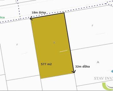 Pozemok na predaj 577m2 Mlynsky Klin II SENEC