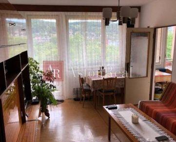 3 izbový byt, 69 m2, loggia, Dúbravka