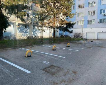 Parkovacie miesta na predaj, Košice Západ, ul. Trieda SNP