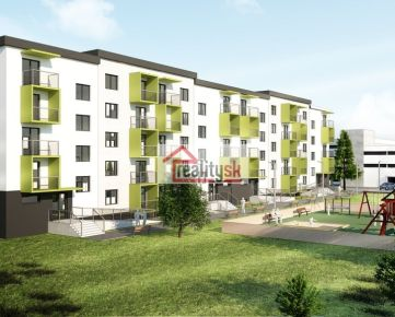 Nové byty v Poprade s výhľadom na Tatry!