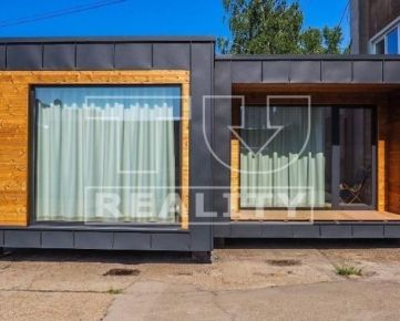 Modulová drevostavba, 37m2. CENA: 36 260,00 EUR