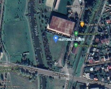 pozemok na rôznorodé využitie Sídlisko III - Prešov