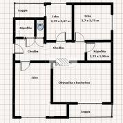 4-izb. byt 116m2, kompletná rekonštrukcia
