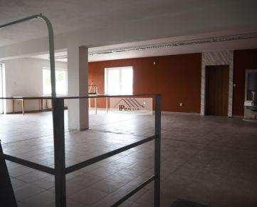 Predaj samostatnej budovy v Pounajských Biskupiciach