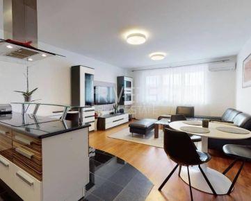 Predaj priestraného 3-izbového bytu s garážou