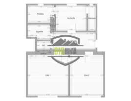 3-izb. byt 62m2, čiastočná rekonštrukcia