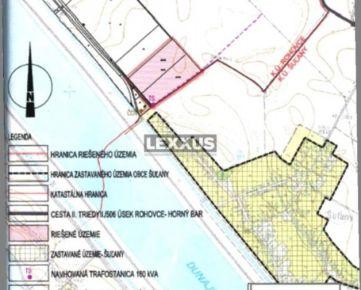 LEXXUS - PREDAJ investičný pozemok na výstavbu 20 RD