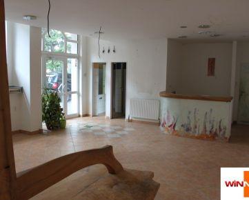 Nebytový priestor pre obchod a služby 216m2, Zimná ul., BA-Ružinov