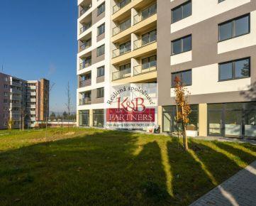 Ponúkame Vám na prenájom obchodné priestory od 75,79 m2 v novostavbe objektu GEMINIM na ul. Saratovská v Trenčíne.