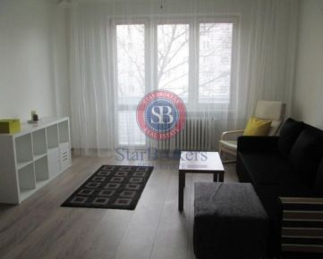 StarBrokers - 2 izbový byt po kompletnej rekonštrukcii na ulici Československých parašutistov.
