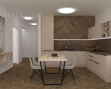 Na prenájom: 3 izbový byt, 72 m2 + 6 m2 balkón, novostavba, Žilinská ul., Trenčín / Sihoť