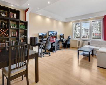 HERRYS - Na predaj zrekonštruovaný 3,5 izbový byt v obľúbenej časti Nivy