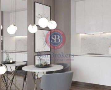 StarBrokers - PREDAJ - luxusný 2 izb. byt v Novostavbe Petržalka city