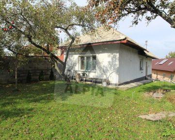 Vidiecky rodinný dom na predaj, Lehota pod Vtáčnikom
