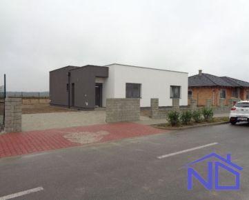 RD Bungalov 4-izb., Zohor, NOVOSTAVBA, 504 m2 POZEMOK