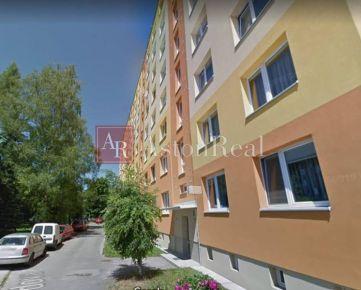 HLINY VIII, 2-izbový byt, BALKÓN-Lichardova 2804