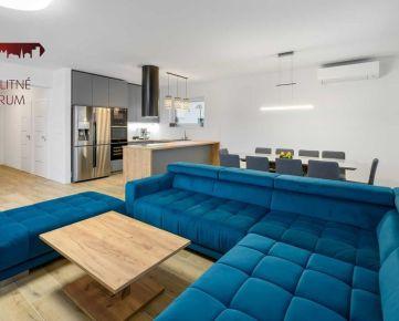 SKOLAUDOVANÉ! 3 izbový byt s priestrannou terasou, 2x parkovacie státie, novostavba, výborná lokalita!