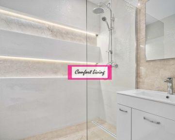 COMFORT LIVING ponúka - Kompletne zrekonštruovaný 1 izbový byt v tehlovom dome, po rekonštrukcii neobývaný