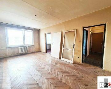 Predáme 2-izbový byt, Žilina - Hliny 8, Lichardova ul., R2 SK.