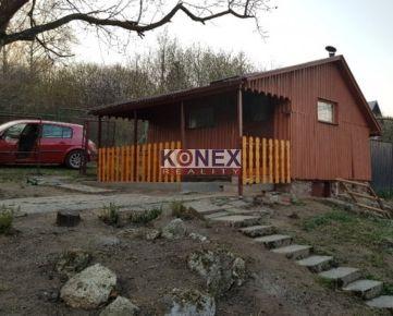 KONEX REALITY – Rekreačná chatka s pozemkom - Sečovce