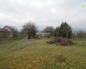 HALO REALITY - Predaj, pozemok pre rodinný dom 1560 m2 Horná Streda